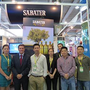 西班牙橄榄油在全球进行销售