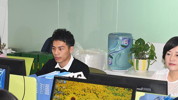 维多利亚中国办事处办公室