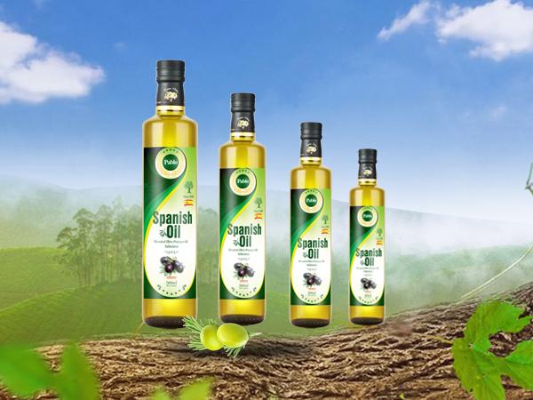 特级/混合/果渣橄榄油