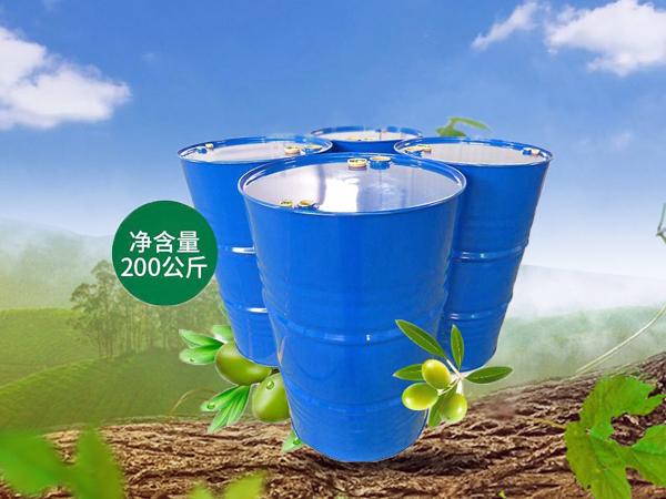 橄榄油200公斤/桶