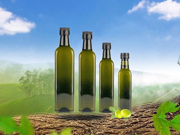 玻璃瓶橄榄油