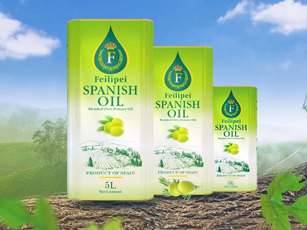 铁罐橄榄油